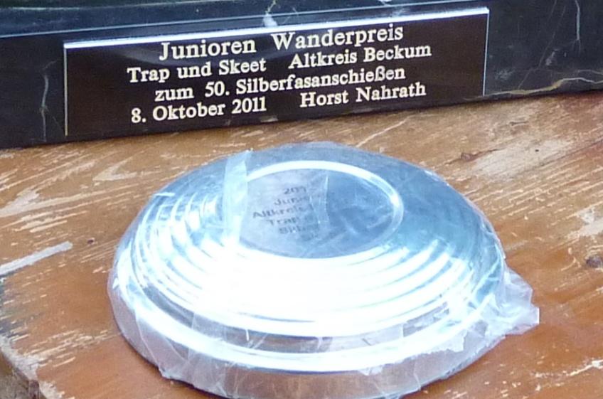 2012-06 Silberfasanschießen  2 Wanderpreiss-Jugend