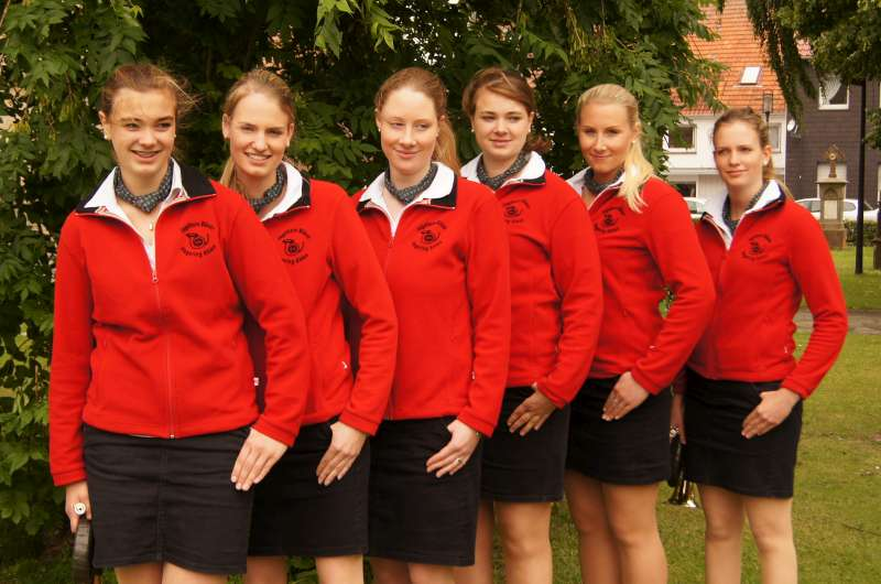 2013-06-30 Kreiswettbewerb im Jagdhornblasen 15 Die-Maedels-2-800