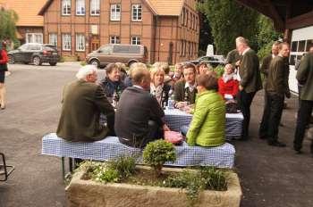 2013-06-30 Kreiswettbewerb im Jagdhornblasen 17 ein-schoener-Abschluss1-350