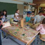 Hegering sponsert Nistkästen für Schulfest der Diesterwegschule