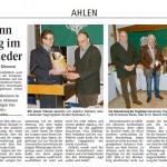 Ahlener Zeitung 21.03.2014
