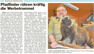AT Waldschule-Pfadfinder 08.04.2014