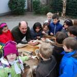 Waldschule erstaunt Marienschüler