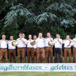 Bundeswettbewerb im Jagdhornblasen